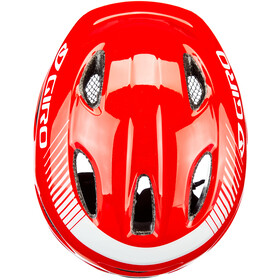 Giro Scamp Helm Kinder bright red
